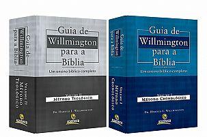 GUIA DE WILLMINGTON PARA A BIBLIA UM ENSINO BIBLICO COMPLETO