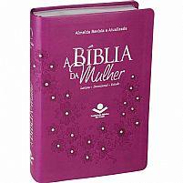 BIBLIA DA MULHER RA VINHO BAIXO RELEVO MEDIA   RA065BMRA2