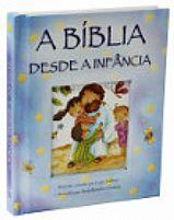 A BIBLIA DESDE A INFANCIA AZUL 7898521805531