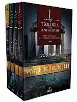 TEOLOGIA PARA PENTECOSTAIS  WALTER BRUNELLI 7898410726770