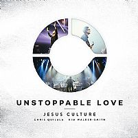 UNSTOPPABLE LOVE JESUS CULTURE CD/DVD ONI MUSIC