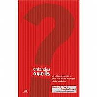 LIVRO ENTENDES O QUE LES? 9788527504607