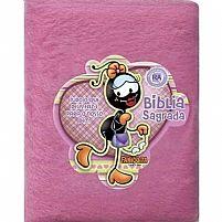 BIBLIA RA PELUCIA ROSA FANIQUITA