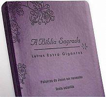 BIBLIA SAGRADA ACF LETRA GIGANTE TEXTO COLORIDO 9788589277358