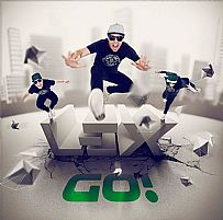 LEX GO LEX SKATE ROCK