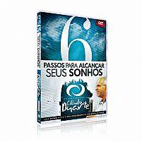 DVD CLAUDIO DUARTE 6 Passos Para Alcançar Seus Sonhos