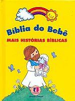 BIBLIA DO BEBE MAIS HISTORIAS BIBLICAS 9788575207567