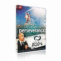 DVD O Resultado da Perseverança Cláudio Duarte