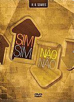 Dvd Sim Sim Não Não Rr Soares