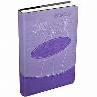 A BIBLIA DA GAROTA DE FE ROXA NTLH