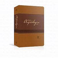 BIBLIA DE ESTUDO ARQUEOLOGICA MARROM
