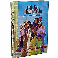 BIBLIA ILUSTRADA 365 HISTORIAS SELECIONADAS 9788531112898