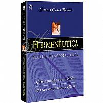 HERMENEUTICA 9788526305441