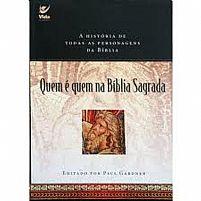 QUEM E QUEM NA BIBLIA SAGRADA 9788573679311