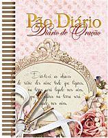 Diario de Oraçao Pao Diario 2017 Chaves do Ceu 9781680431445