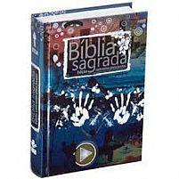 BIBLIA NTLH PARA JOVENS CP DURA ILUSTRADA BLUE 7898521803209