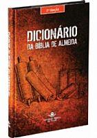DICIONARIO DA BIBLIA DE ALMEIDA 2ªEDIÇÃO 9788531108051
