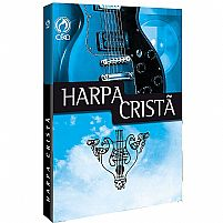 HARPA CRISTA POPULAR MEDIA GUITARRA