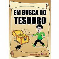 LIVRO DE ATIVIDADES EM BUSCA DO TESOURO  9788582490471