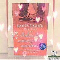 ANTES DE COMECAR O NAMORO  9788578606602