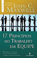 17 PRINCIPIOS DO TRABLHO EM EQUIPE 9788566997385