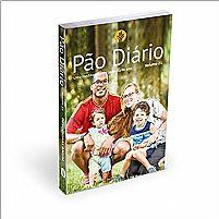 LIVRO PAO DIARIO 2018 FAMILIA VOLUME 21   PAO DIARIO DE BOLSO