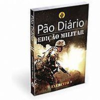 LIVRO PAO DIARIO EDIÇAO MILITAR EXERCITO   DEVOCIONAL