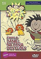 DVD CARINHAS LEGAIS A HISTORIA DE DANIEL NA COVA DOS LEÕES
