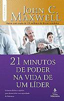 21 MINUTOS DE PODER NA VIDA DE UM LIDER  9788566997361
