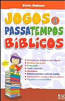 JOGOS E PASSATEMPOS BIBLICOS   SILVIO NAKANO