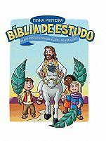 MINHA PRIMEIRA BIBLIA DE ESTUDO 9788578608538