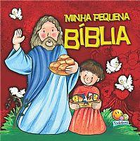 Livro Minha Pequena Bíblia 9788537619148