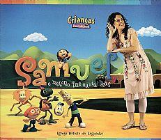 SAMUEL- DIANTE DO TRONO