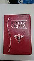 Harpa Cristã Grande Luxo Pink 2112978