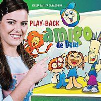 AMIGO DE DEUS PLAY BACK  DIANTE DO TRONO