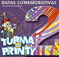 DATAS COMEMORATIVAS 2 TURMA DO PRINTY