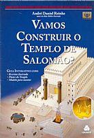 VAMOS CONSTRUIR O TEMPLO DE SALOMAO