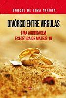 DIVORCIO ENTRE VIRGULAS UMA ABORDAGEM 9788583810605