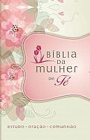 BIBLIA DA MULHER DE FE NVI FLORES 9788578604585