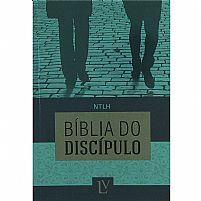 BÍBLIA DO DISCÍPULO - VERDE - NTLH