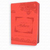 BIBLIA SAGRADA MULHERES DIANTE DO TRONO CORAL
