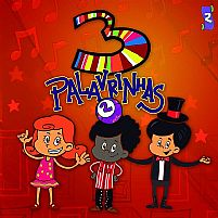3 PALAVRINHAS VOLUME 2 CD ONIMUSIC