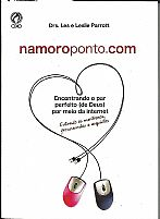 LIVRO NAMORO PONTO COM LES E LESLIE PARROTT 9788526310780