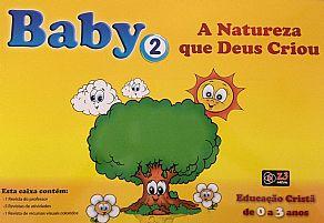 baby 2 a natureza que deus criou