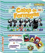 CAIXA DE FORMIGAS KIT 1 39.9