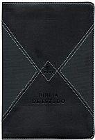 BIBLIA DE ESTUDO NVI PRETA E CINZA 9788000001890