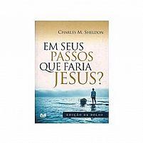 EM SEUS PASSOS O QUE FARIA JESUS BOLSO