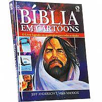 A BÍBLIA EM CARTOONS JEFF ANDERSON E MIKE MADDOX