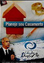 DVD PASTOR CLAUDIO DUARTE PLANEJE SEU CASAMENTO  7893248220889