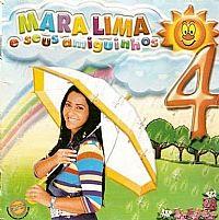 Mara Lima e Seus Amiguinhos Volume 4